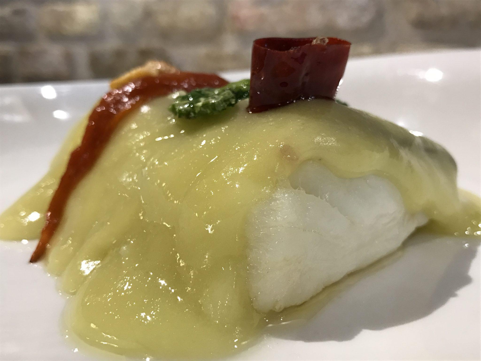 Bacalao al Pil Pil Restaurante en Pamplona